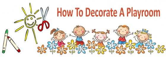 Playroom Decoration Ideas from Children's Rooms